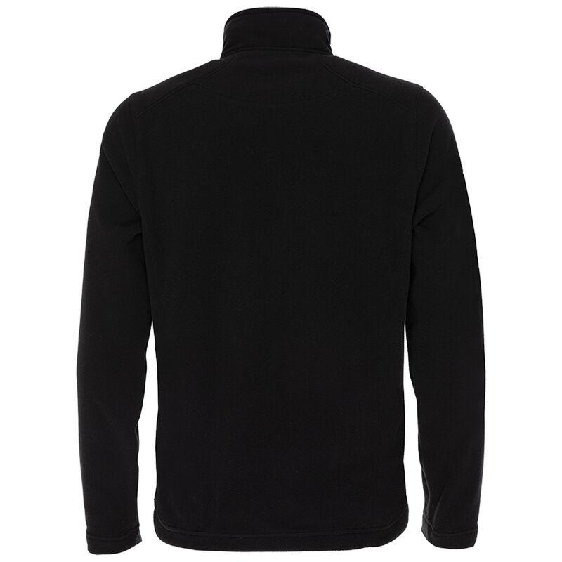 K-Way Men's Birch Fleece Jacket -  black