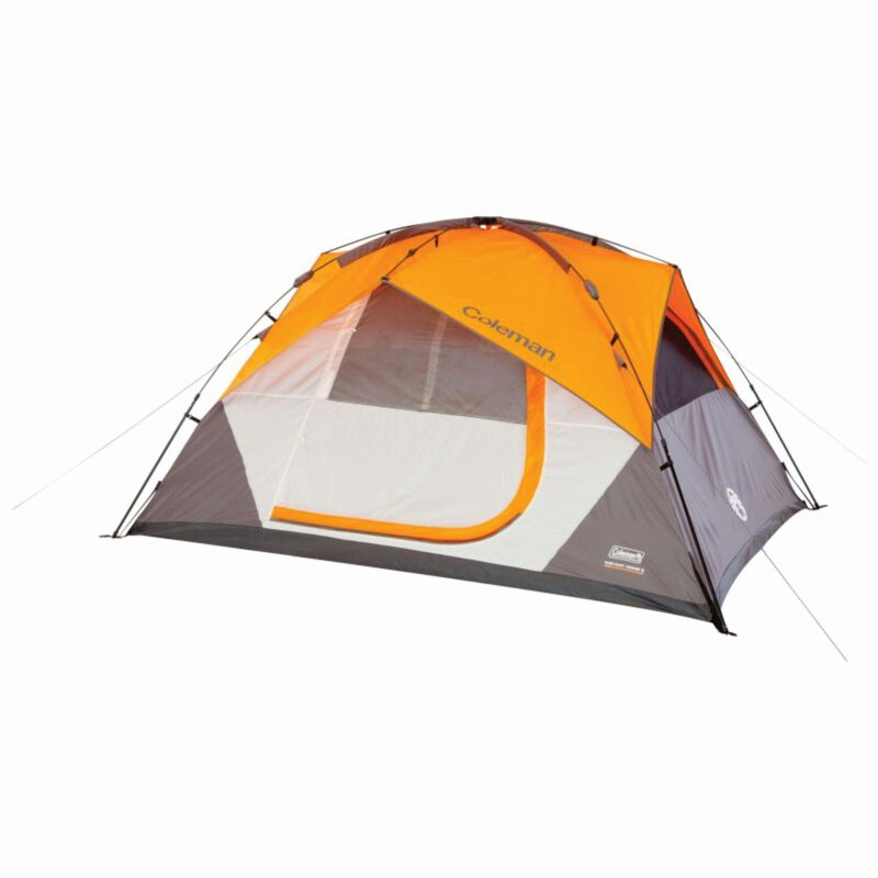 Coleman® FastPitch™ Instant Dome 5 Tent -  orange-grey