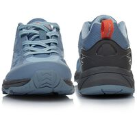 K-Way Women's Apex Shoes  -  lightblue-charcoal
