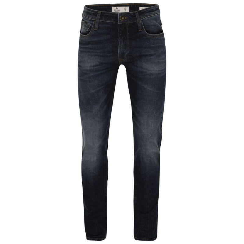 Mayson Men's 49 Straight Leg Denim -  midblue