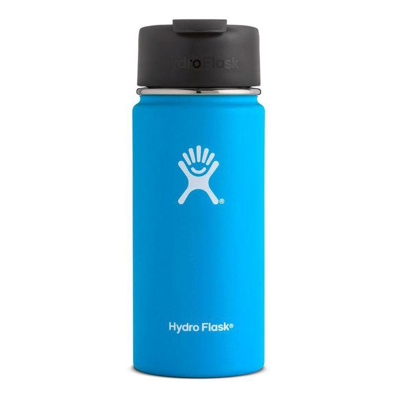 Hydroflask 473ml Wide Mouth Coffee Mug -  lightblue