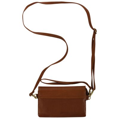 Billie Multi Functional Mini Cross Body Leather Bag