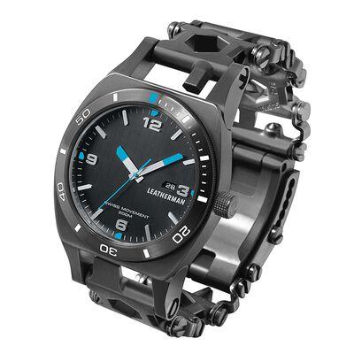 Leatherman Tread Plus Watch Black
