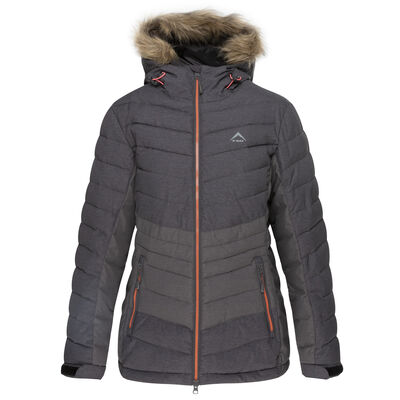 K-Way Women's Glacier Ski Jacket