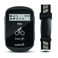 Garmin Edge 130 HR Bundle -  black-black