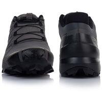 Salomon Men's Speedcross 5 Shoe -  charcoal-black