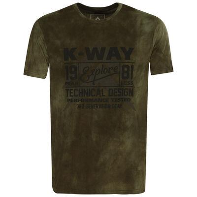 K-Way Men's Experience S19.3 T-Shirt