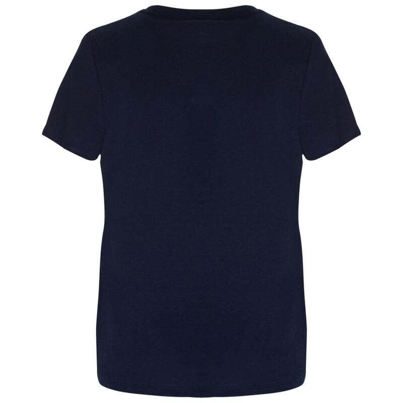 Rare Earth Almond T-Shirt -  blue