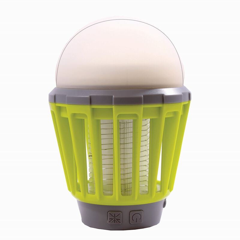 Ultratec Bug LED Rechargeable Lantern -  green