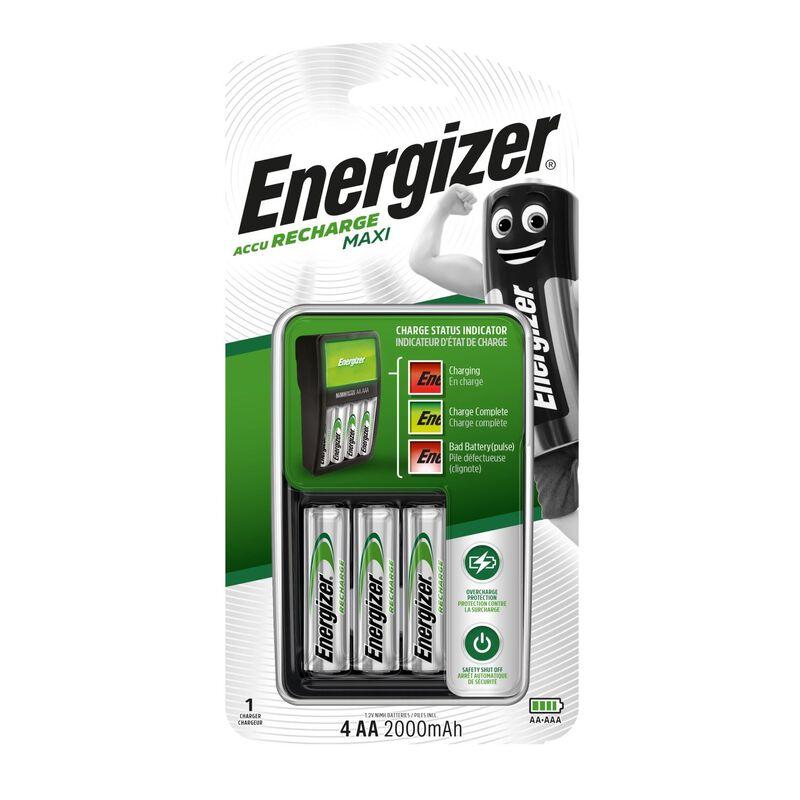 Energizer Maxi Charger -  nocolour
