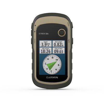 Garmin eTrex 32x Handheld - TopoActive Africa