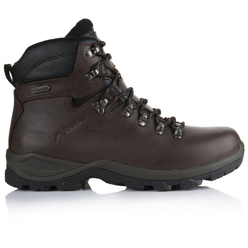 K-Way Men's Mt. Nimba Boot -  chocolate-chocolate