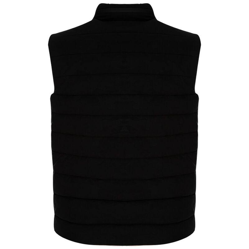 Old Khaki Men's Kayden Sleeveless Puffer Jacket -  black