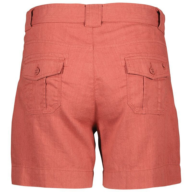 Old Khaki Women's Philida Shorts  -  rust