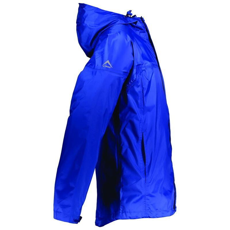 K-Way Men's Rainstorm Jacket -  airforce-grape
