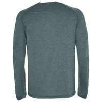 K-Way Men's Harper Crewneck Fleece  -  charcoal