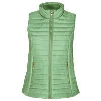 Rare Earth Women's Senna Sleeveless Puffer Jacket -  sage