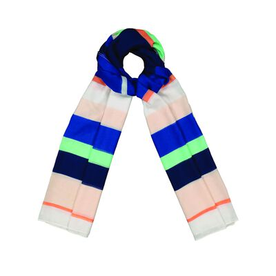 Old Khaki Women's Ursula Stripe Scarf