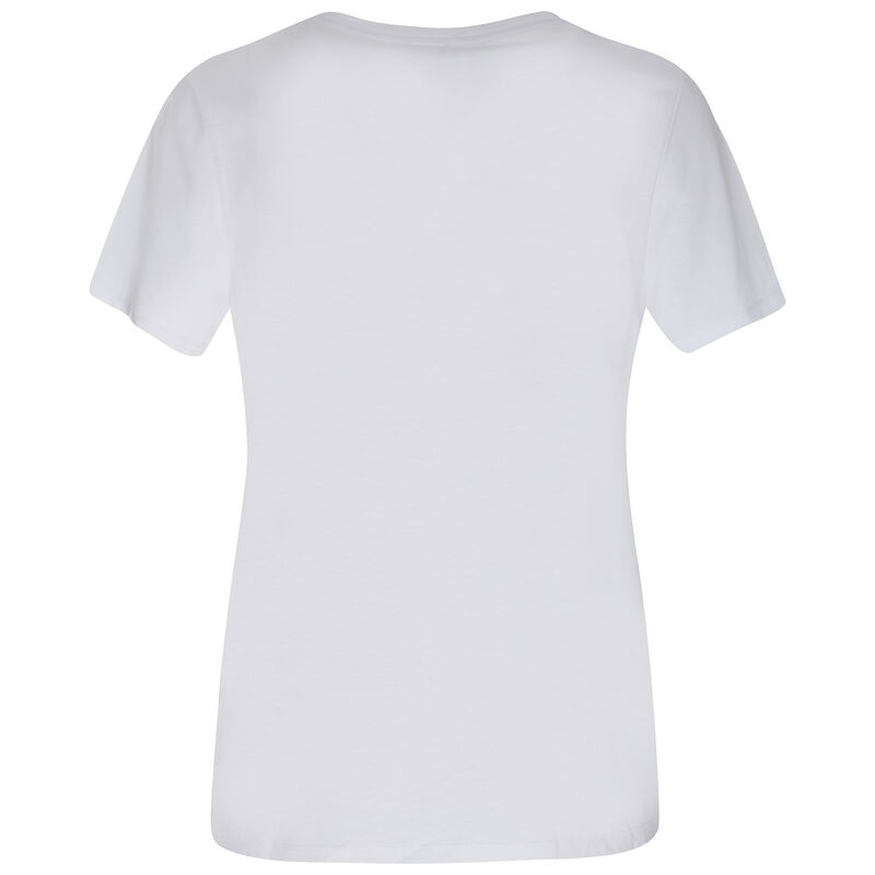 Rare Earth Almond T-Shirt -  white