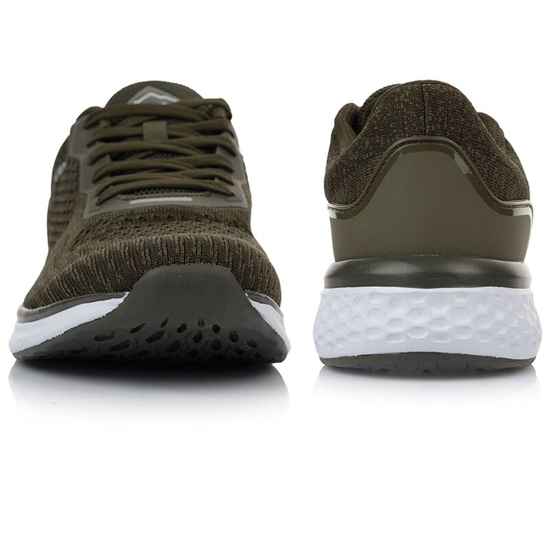 K-Way Griffin Shoe (Mens) -  olive-white