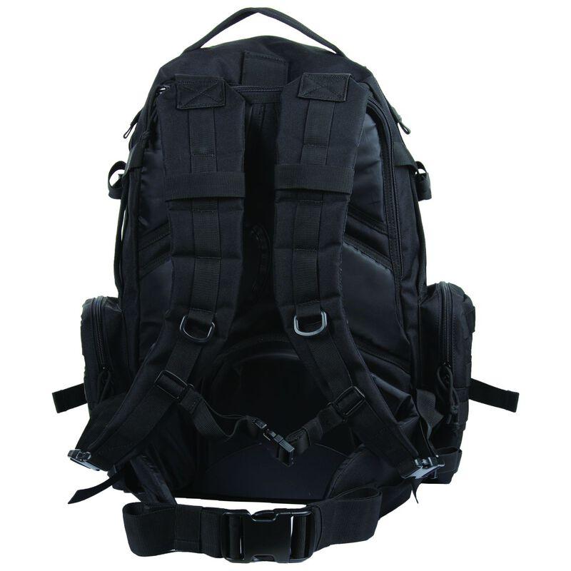 K-Way Oryx 35L DayPack -  black-black
