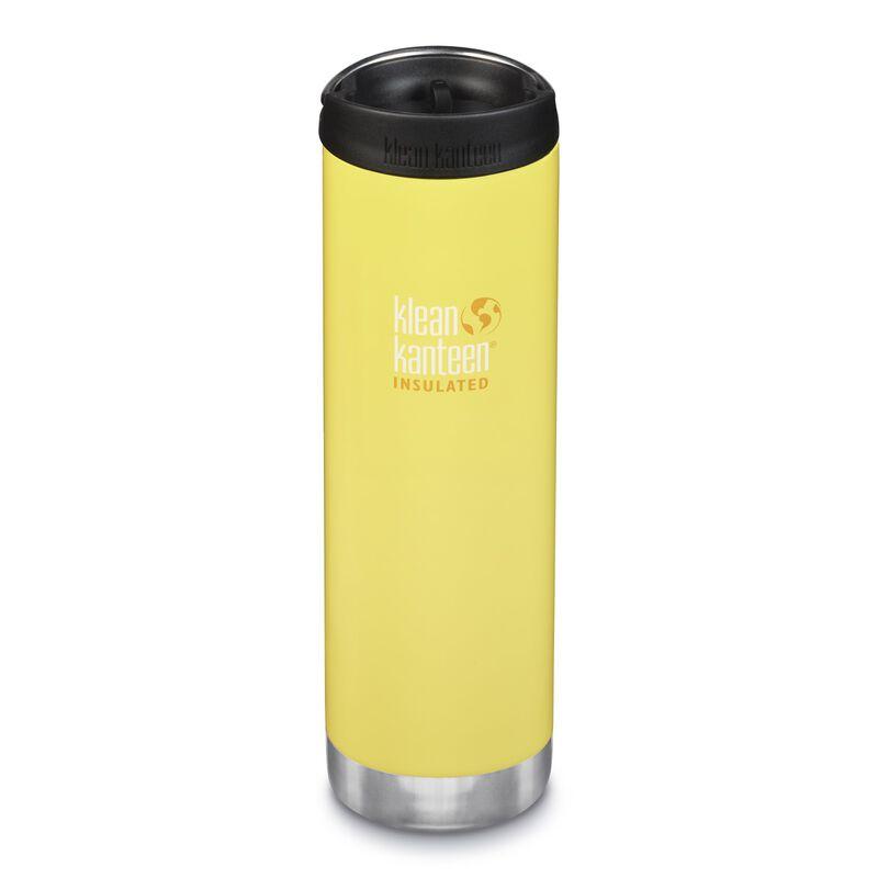 Klean Kanteen TKWide 20oz Bottle -  yellow