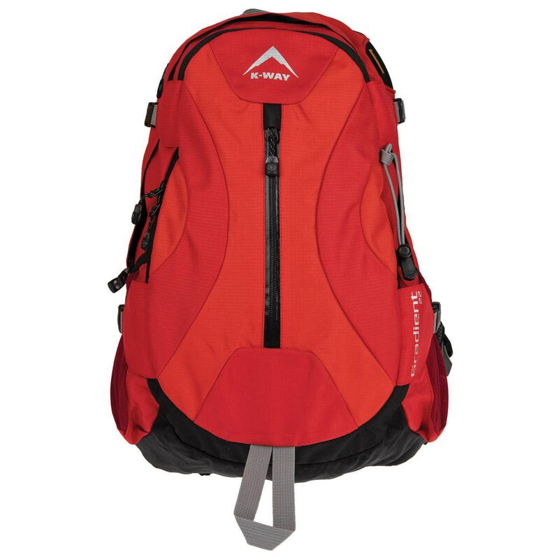K-Way Gradient 22L Daypack -  red-red
