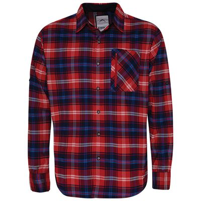 K-Way Men's Explorer Swerve Long Sleeve Shirt