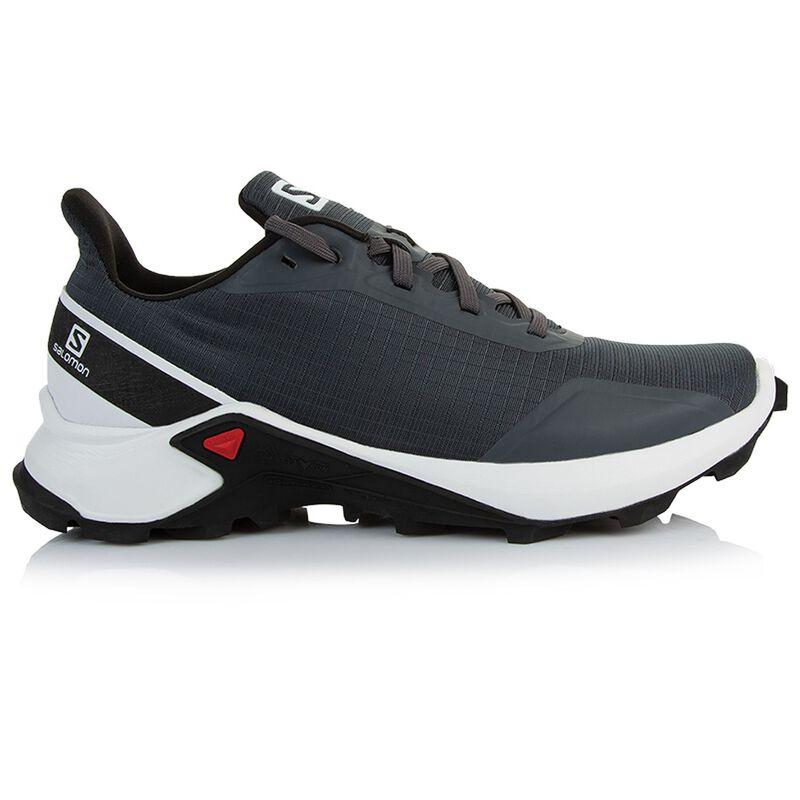 Salomon Women's Alphacross Shoe -  grey-white