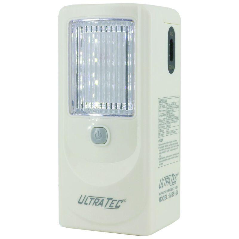 Ultratec Max Emergency LED 300 Lumen Lantern -  white