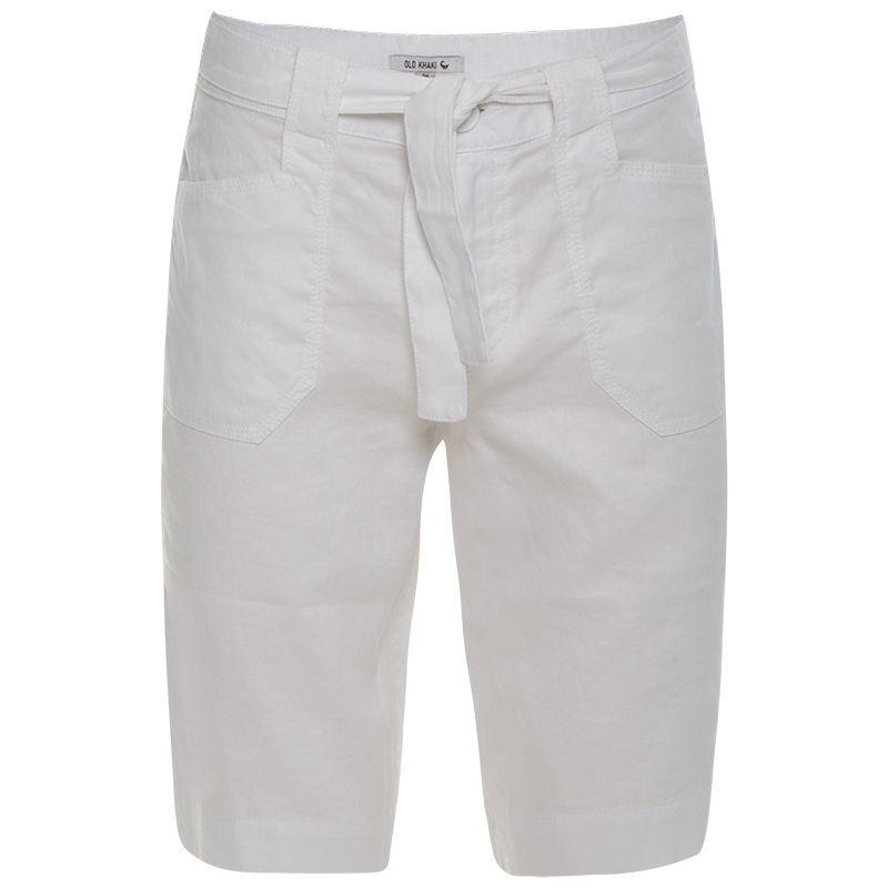 Old Khaki Women's Marelise Shorts  -  white