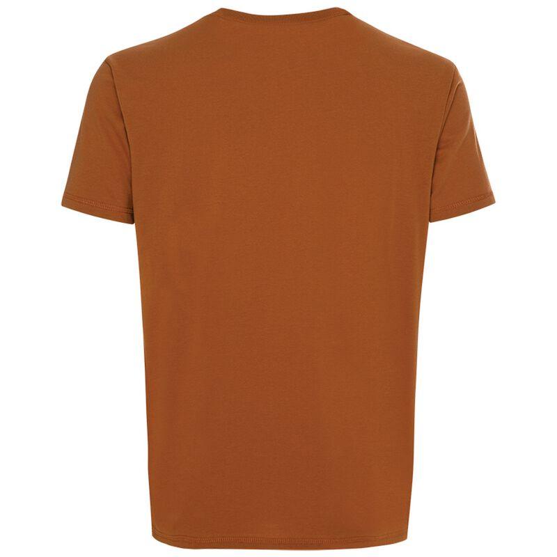 K-Way Men's Experience S19.2 T-Shirt -  mustard