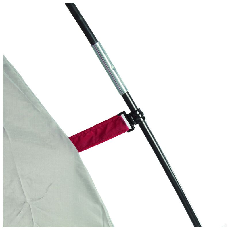 K-Way Panorama 3 Person Tent -  red