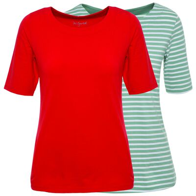 Rare Earth Women's Mina Twinpack T-Shirt