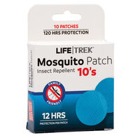 Lifetrek Mosquito Patch 10's -  assorted