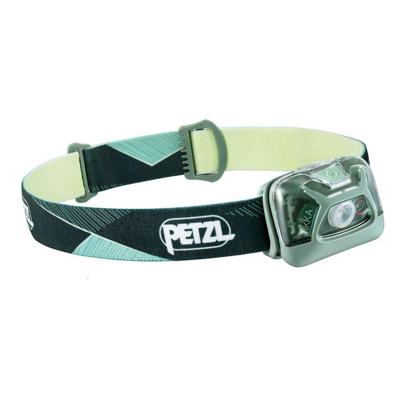 Petzl Tikka 300 Lumen Headlamp -  green