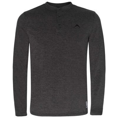 K-Way Men's Dante Henley Fleece