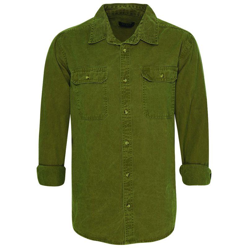 CU & Co Men's Dexter Shirt -  olive