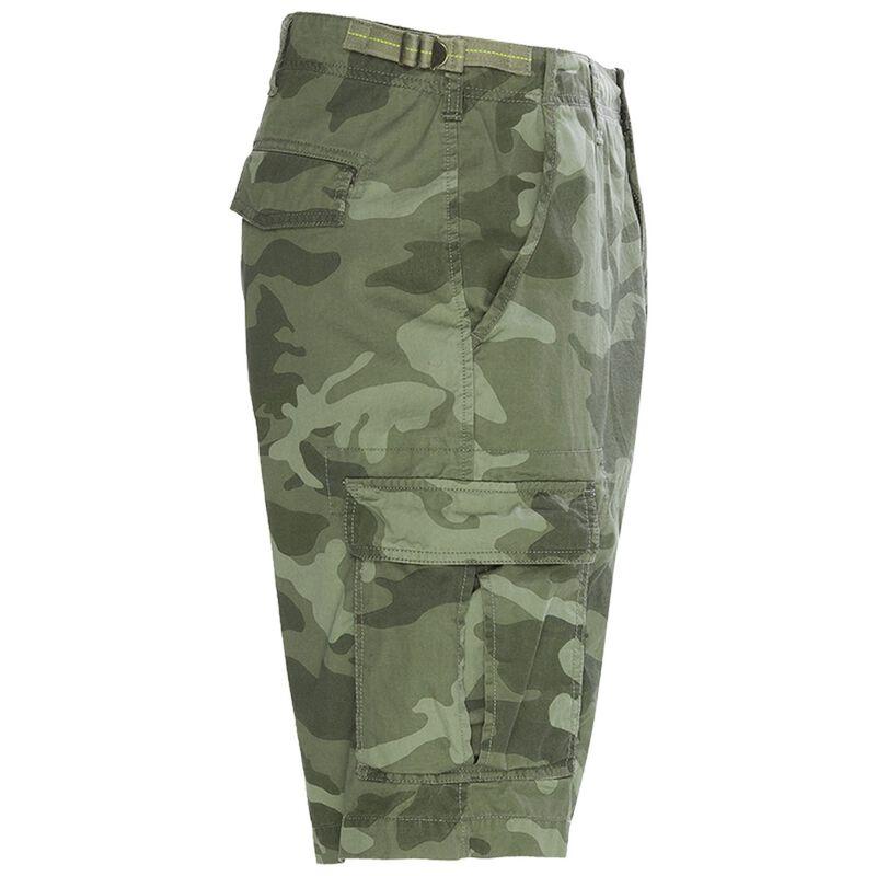 CU & Co Men's Callum Shorts -  camo