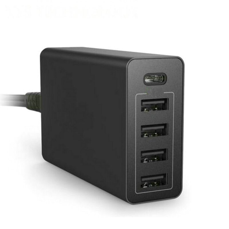 Red-E 5-Port Multi USB -  nocolour