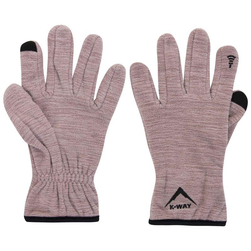 K-Way Touch Kinzer'18 Glove -  dustypink-lightpink