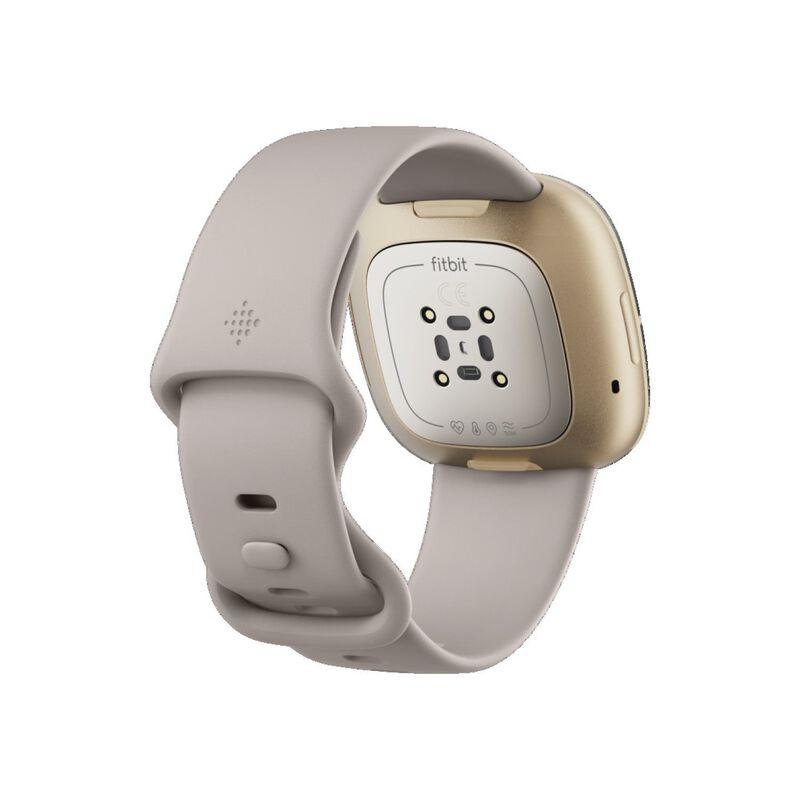 Fitbit Sense -  white-gold