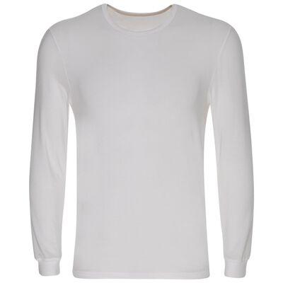 K-Way Men's Beechwood Modal Long Sleeve Vest