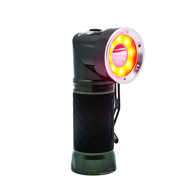 Nebo Cryket Torch  -  black
