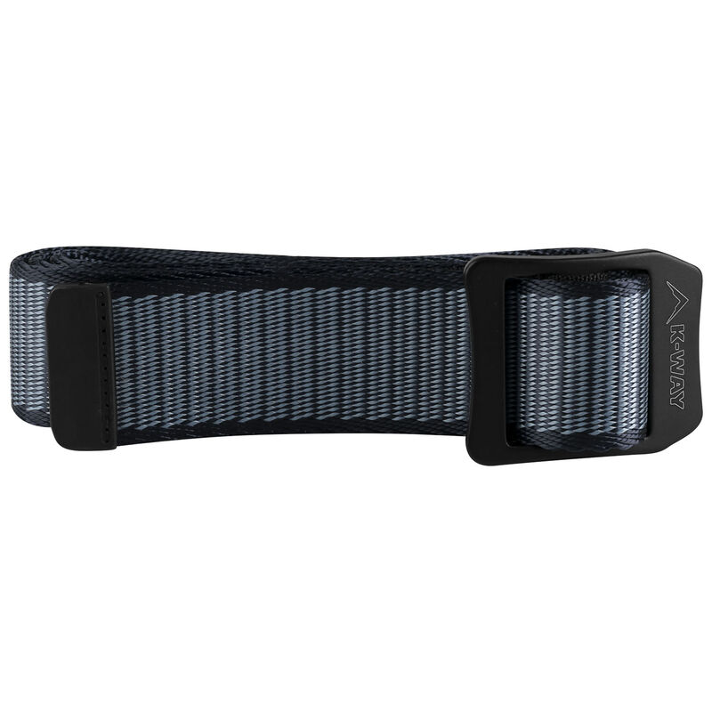 K-Way '20 Webbed Belt -  blue-blue
