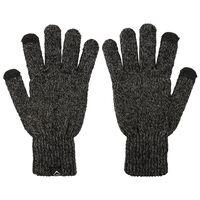 K-Way Logan Touch Glove -  graphite-grey