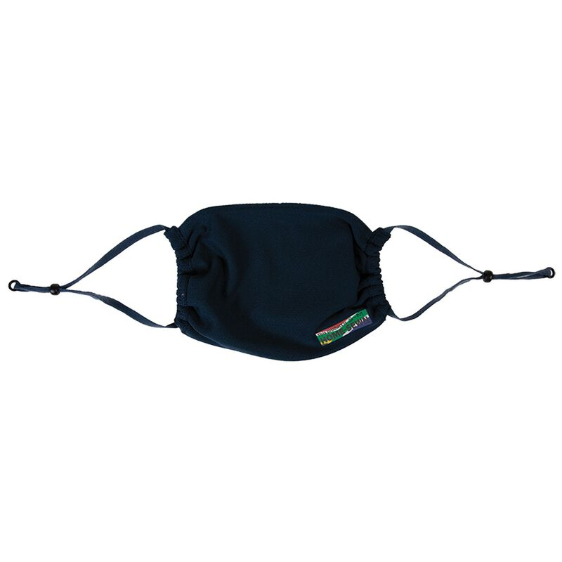 Cape Union Adjustable Face Mask Three-Pack -  navy