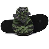 Old Khaki Men's Pacifico Thong Sandal -  grey-avocado