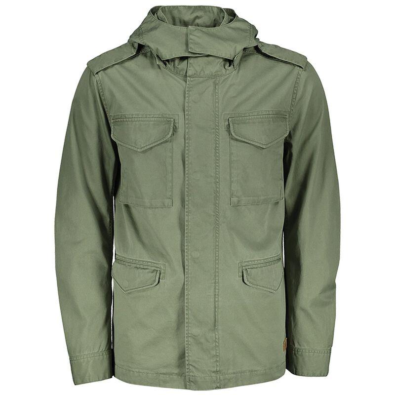 Old Khaki Men's Dash Parka Jacket -  sage