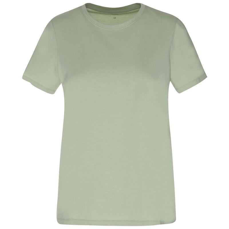 Rare Earth Almond T-Shirt -  green